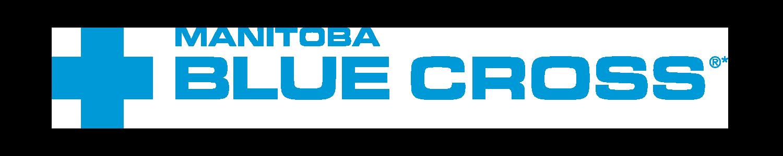 Manitoba Blue Cross Logo